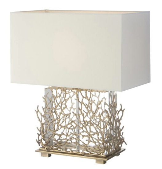 Picture of RV ASTLEY GABLE TABLE LAMP